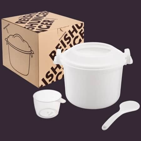 Reishunger Mikrowellen Reiskocher