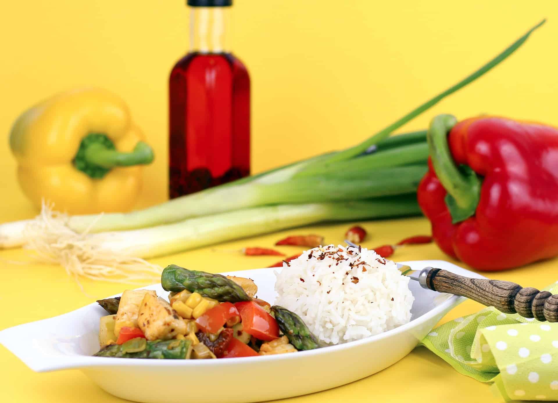 2 In 1 Reiskocher Und Dampfgarer Gesund Und Schonend Kochen