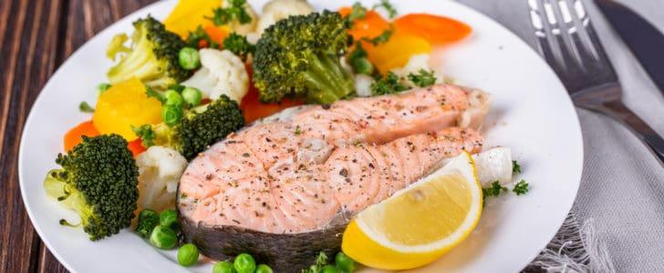 Fisch richtig dampfgaren