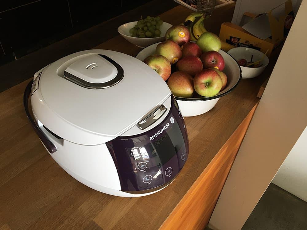 Fazit des Reishunger digitalen Reiskochers