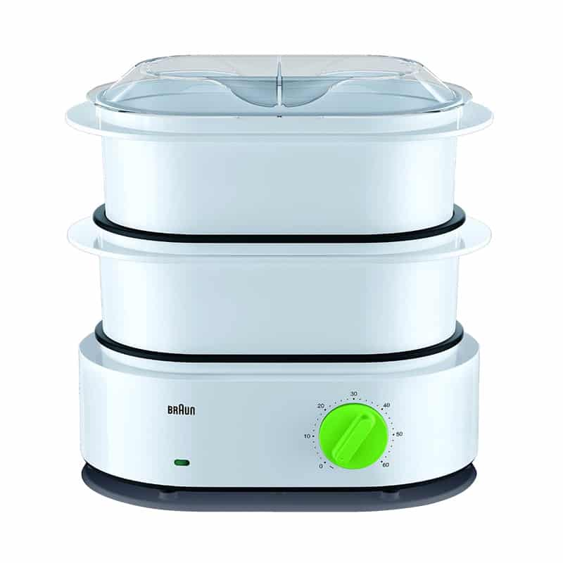 Braun Tribute Collection FS 3000 Dampfgarer