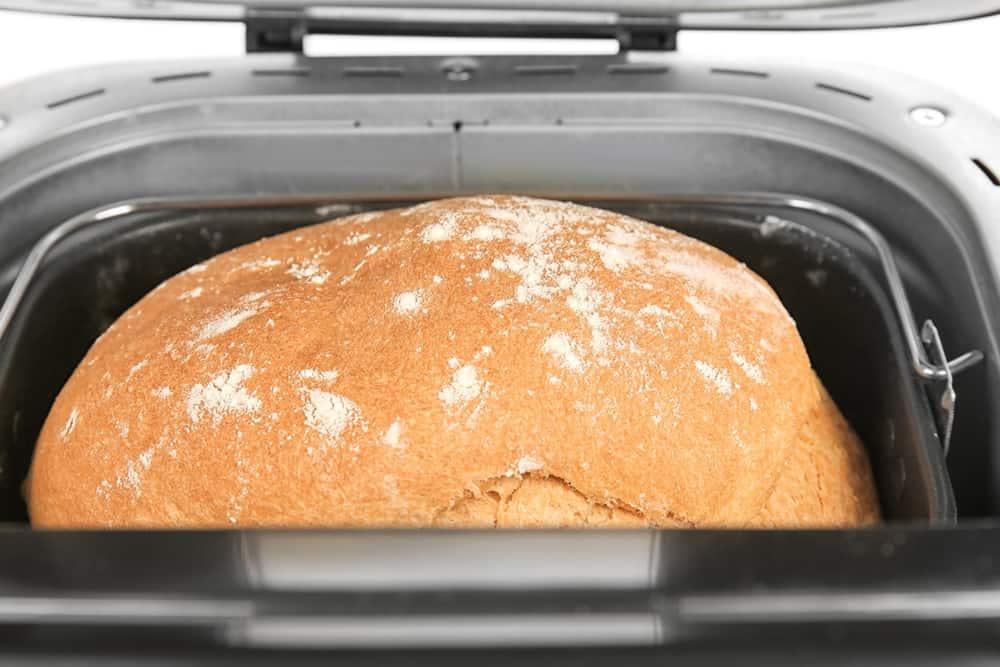 Brotbackautomat Bedienung