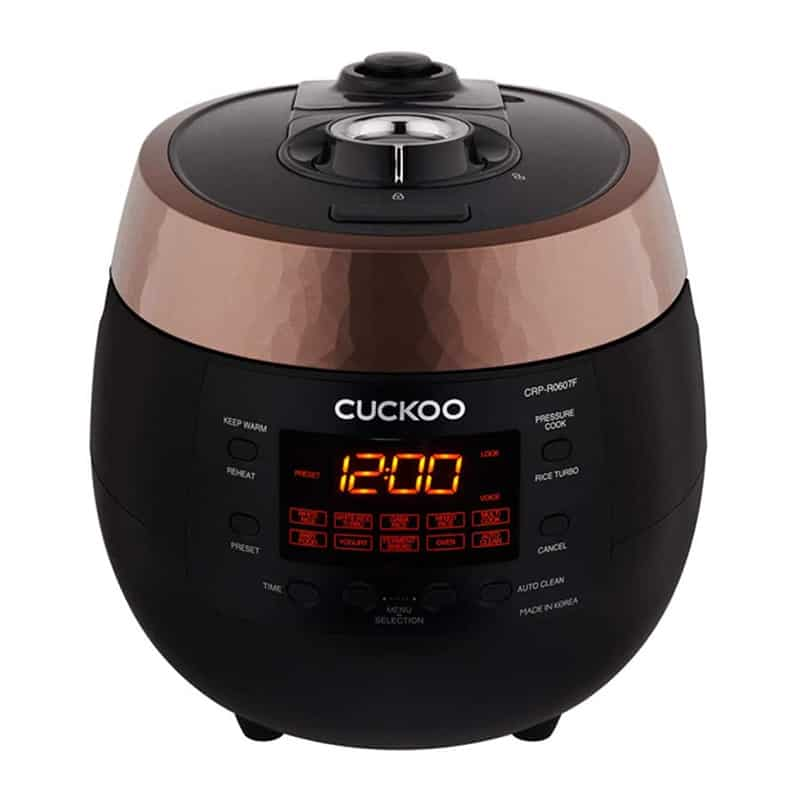Cuckoo CRP-R0607F Reiskocher