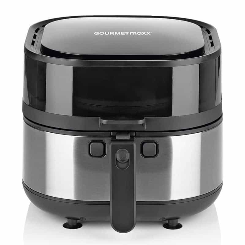 Gourmetmaxx 7,2 L digitale Design-Heißluftfritteuse