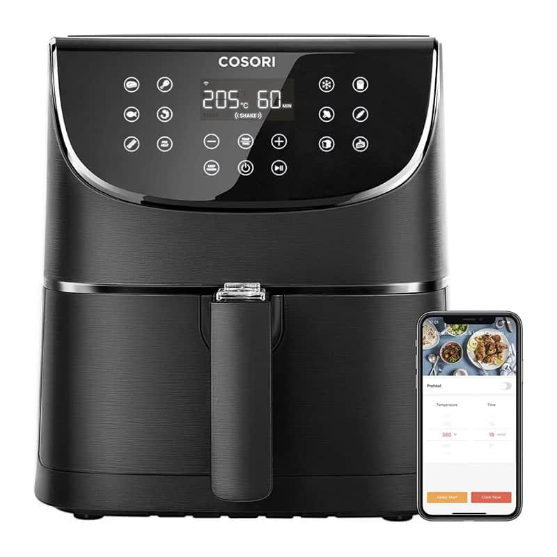 Cosori Smart WiFi Heißluftfritteuse